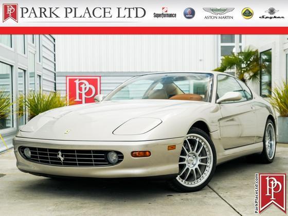 2000 Ferrari 456 GTA:24 car images available
