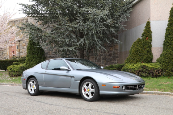 2001 Ferrari 456 GTA:6 car images available