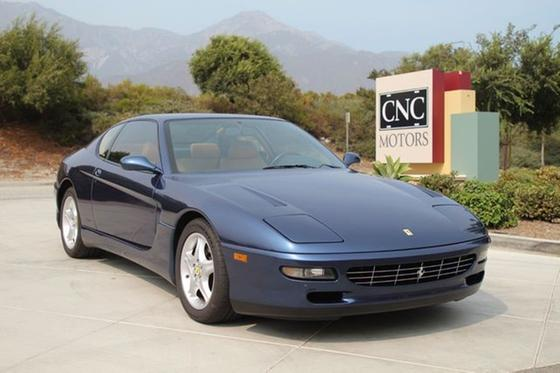 1997 Ferrari 456 GTA:24 car images available