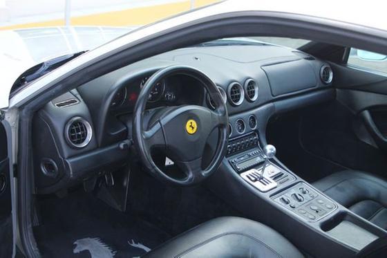 1999 Ferrari 456 M GT