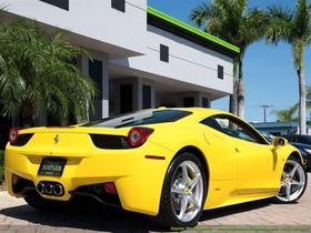 2010 Ferrari 458