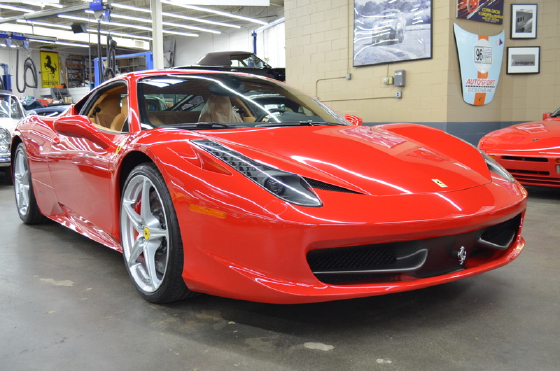 2011 Ferrari 458 :9 car images available