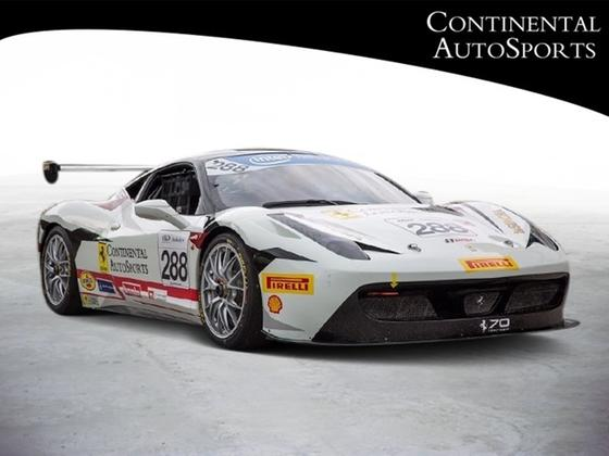 2015 Ferrari 458 Challenge:19 car images available