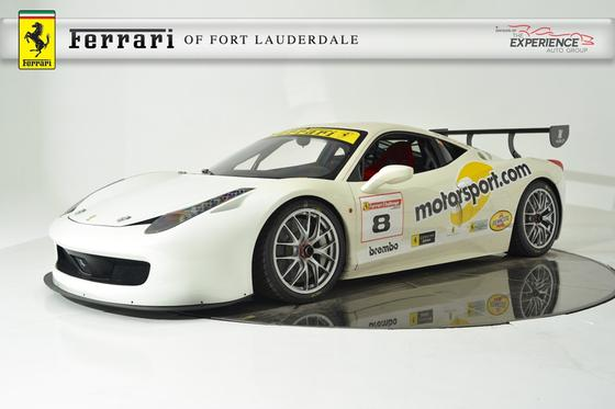 2011 Ferrari 458 Challenge:23 car images available