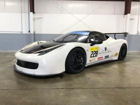 2013 Ferrari 458 Challenge:8 car images available