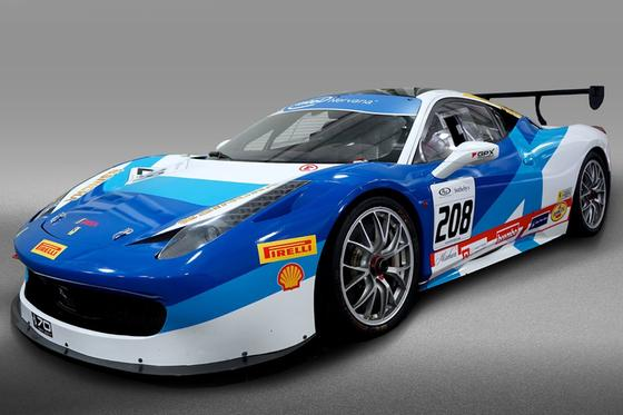 2011 Ferrari 458 Challenge:24 car images available
