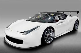 2011 Ferrari 458 Challenge:24 car images available