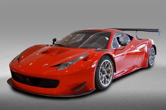 2014 Ferrari 458 GT3:24 car images available