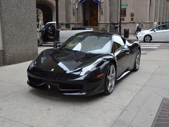 2010 Ferrari 458 Italia:4 car images available