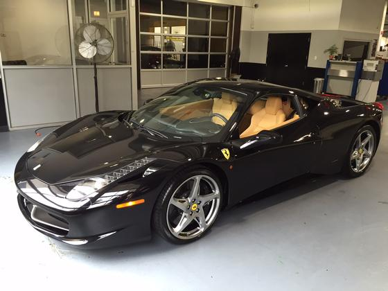2010 Ferrari 458 Italia:6 car images available