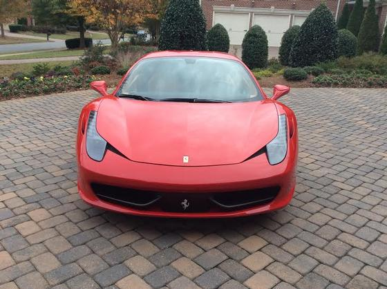 2015 Ferrari 458 Italia:6 car images available