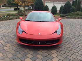 2015 Ferrari 458 Italia:6 car images available