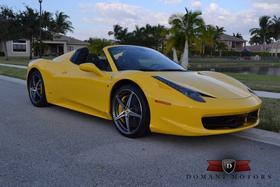 2015 Ferrari 458 Italia:18 car images available