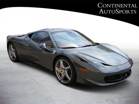 2010 Ferrari 458 Italia:24 car images available