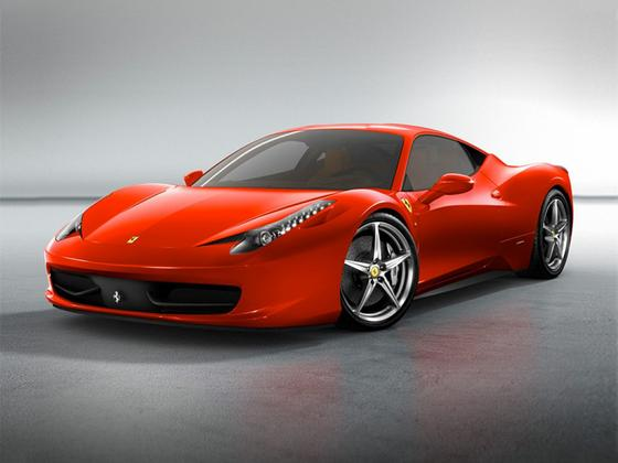 2015 Ferrari 458 Italia : Car has generic photo