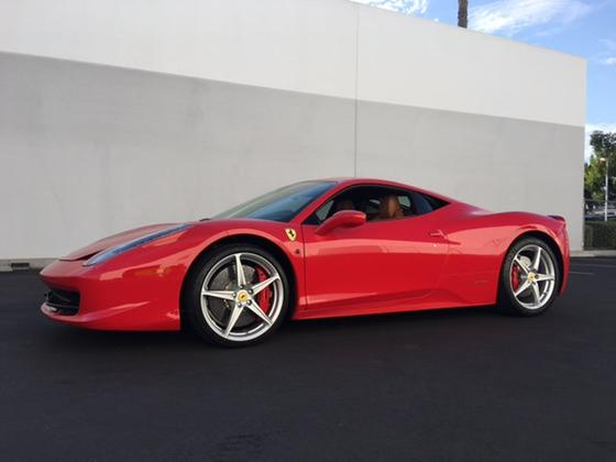 2013 Ferrari 458 Italia:15 car images available