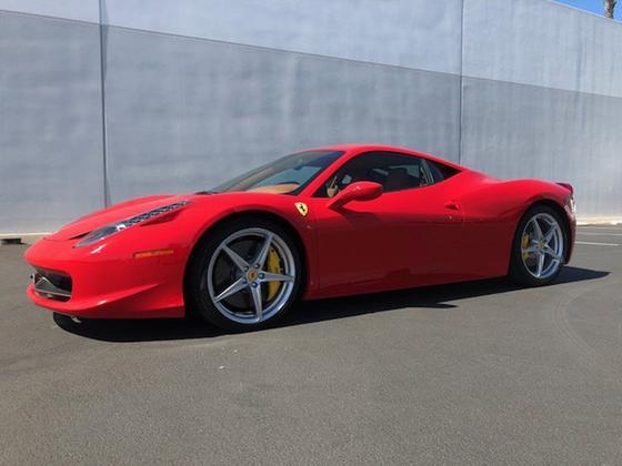 2010 Ferrari 458 Italia:18 car images available