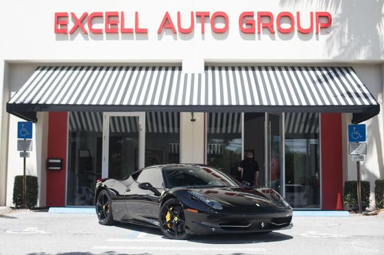 2010 Ferrari 458 Italia:24 car images available