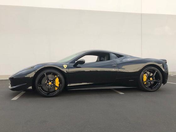 2012 Ferrari 458 Italia:18 car images available