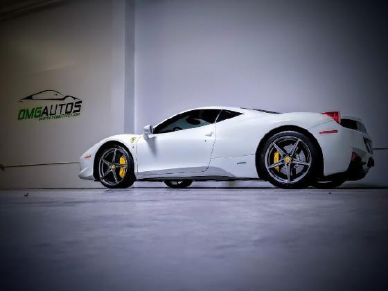 2013 Ferrari 458 Italia:6 car images available