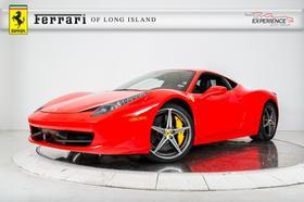 2015 Ferrari 458 Italia:24 car images available