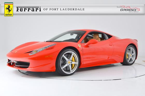 2015 Ferrari 458 Italia:12 car images available