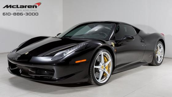 2010 Ferrari 458 Italia:20 car images available