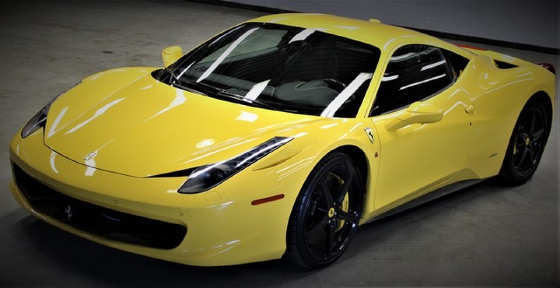 2011 Ferrari 458 Italia:9 car images available