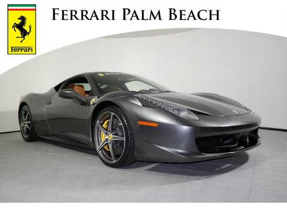 2012 Ferrari 458 Italia:20 car images available