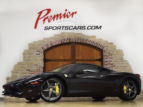2014 Ferrari 458 Italia:22 car images available