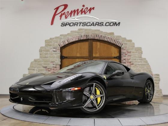 2014 Ferrari 458 Italia:24 car images available
