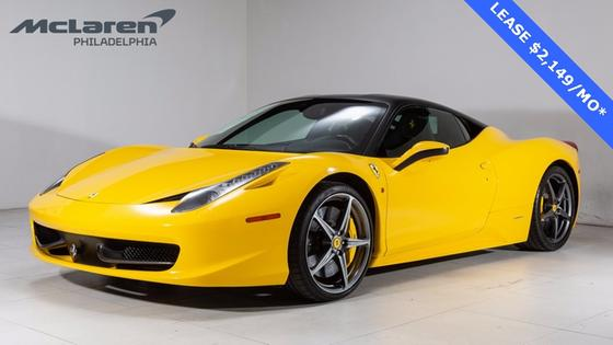 2011 Ferrari 458 Italia:20 car images available