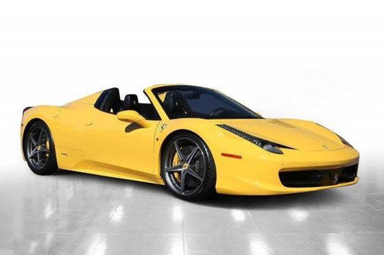 2015 Ferrari 458 Italia:15 car images available