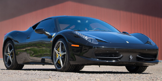2015 Ferrari 458 Italia:21 car images available