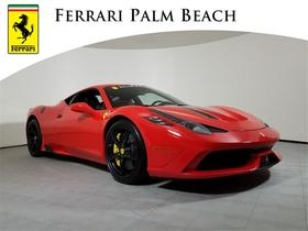 2015 Ferrari 458 Italia:20 car images available
