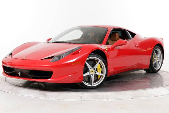2015 Ferrari 458 Italia:24 car images available
