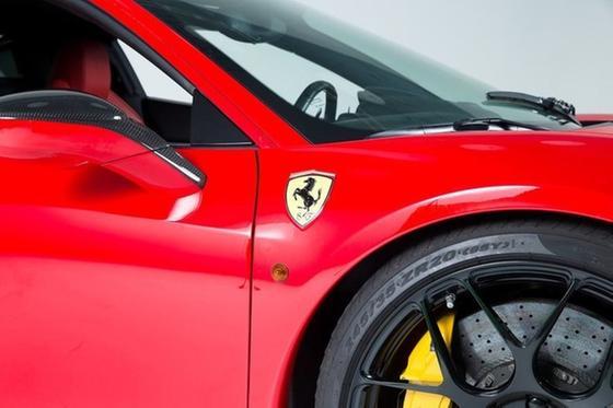 2010 Ferrari 458 Italia:14 car images available