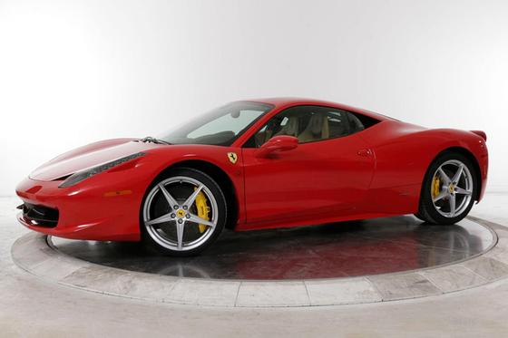 2013 Ferrari 458 Italia:24 car images available