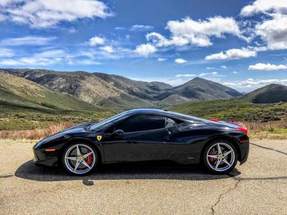 2010 Ferrari 458 Italia:10 car images available