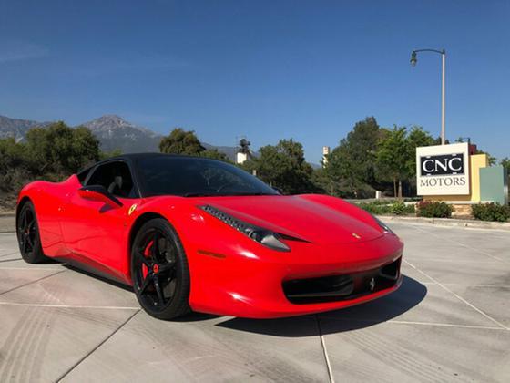 2011 Ferrari 458 Italia:7 car images available