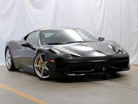 2011 Ferrari 458 Italia:24 car images available