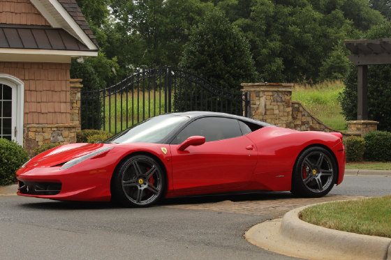 2010 Ferrari 458 Italia:6 car images available