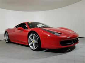 2013 Ferrari 458 Italia:20 car images available