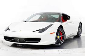 2013 Ferrari 458 Italia:24 car images available