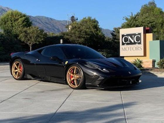 2015 Ferrari 458 Italia:14 car images available