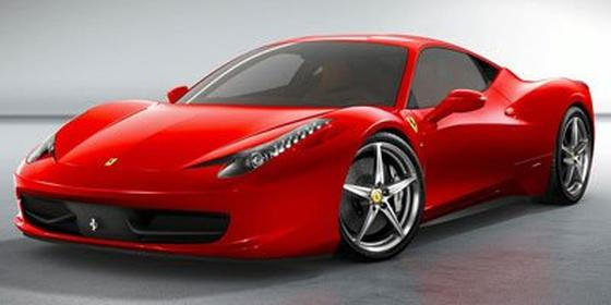 2012 Ferrari 458 Italia : Car has generic photo