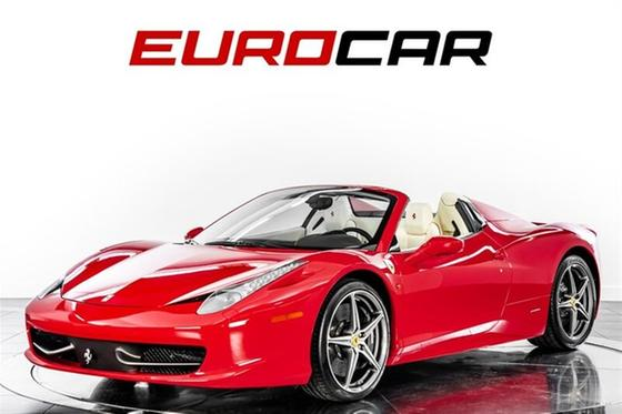 2014 Ferrari 458 Italia:24 car images available