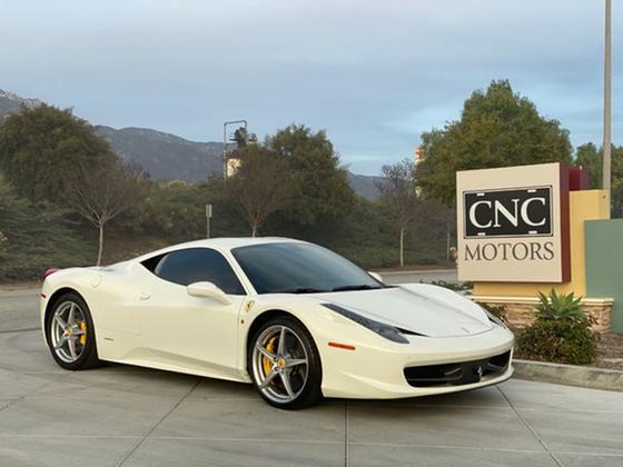 2013 Ferrari 458 Italia:10 car images available
