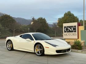 2013 Ferrari 458 Italia:10 car images available