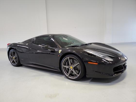 2012 Ferrari 458 Italia:24 car images available